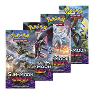 Pokemon Sun & Moon TCG SM2 Guardian Rising Booster
