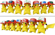 Pokemon Moncolle EX Satoshi Pikachu set (I Choose You)