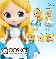 Q Posket Disney - Alice in Wonderland - Alice
