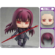 Nendoroid More Manga de Wakaru! Fate/Grand Order Face Swap - Lancer / Scathach