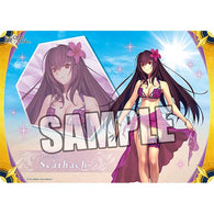 Character Rubber Mat Fate/Grand Order - Assassin / Scathach