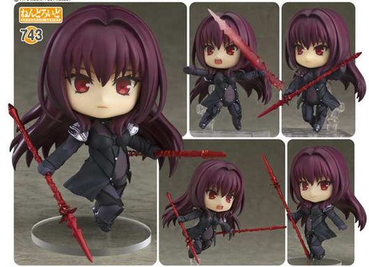 Nendoroid 743 Fate Grand Order - Lancer/Scathach