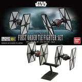 Star Wars Vehicle Model 004 – First Order Tie Fighter Set