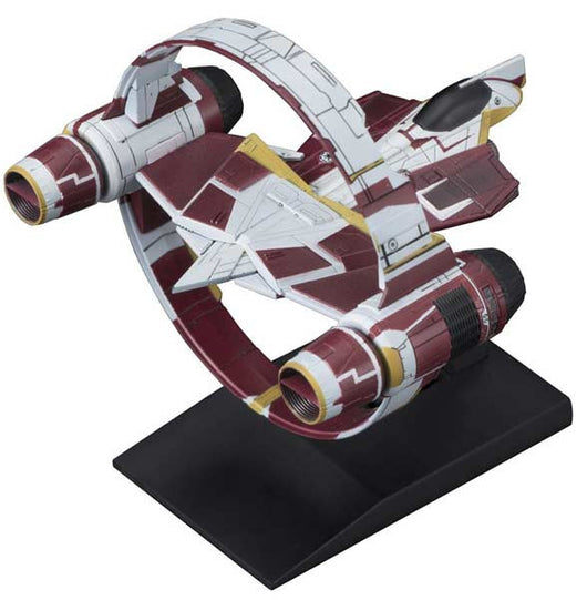 Star Wars Vehicle Model 009 - Jedi Starfighter