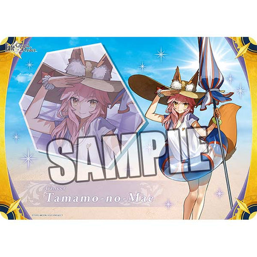Character Rubber Mat Fate/Grand Order - Lancer / Tamamo-no-Mae