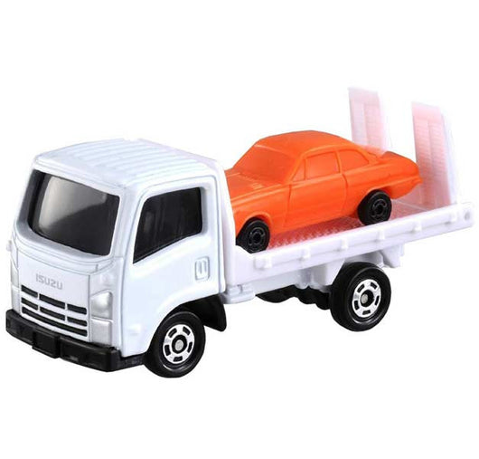 Tomica 60 - Isuzu Carrier Trunk (First Limited Colour)