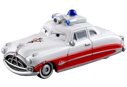 Tomica Cars C-39 Doc Hudson Rescue Go Go (Ambulance)