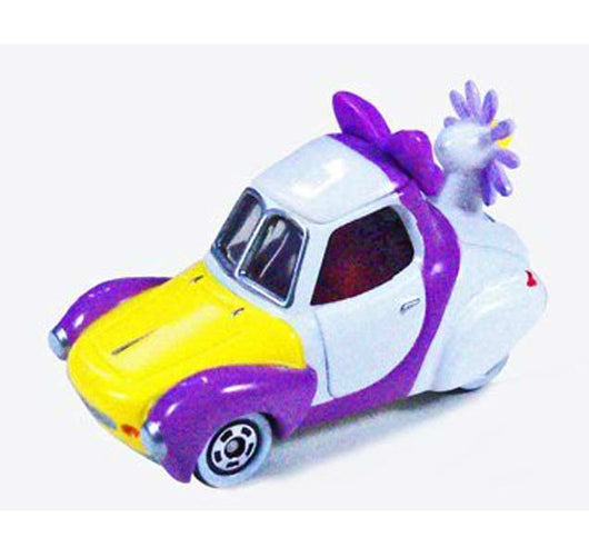 Tomica Exclusive Disney Vehicle Collection - Daisy