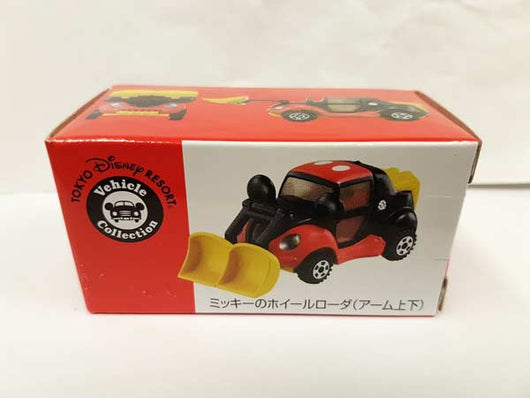 Tomica Exclusive Disney Vehicle Collection - Mickey
