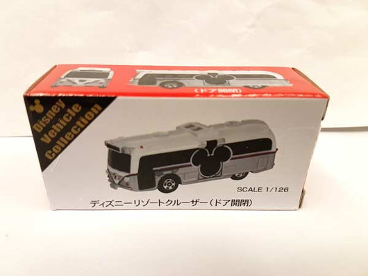 Tomica Exclusive Disney Vehicle Collection Resort Cruiser