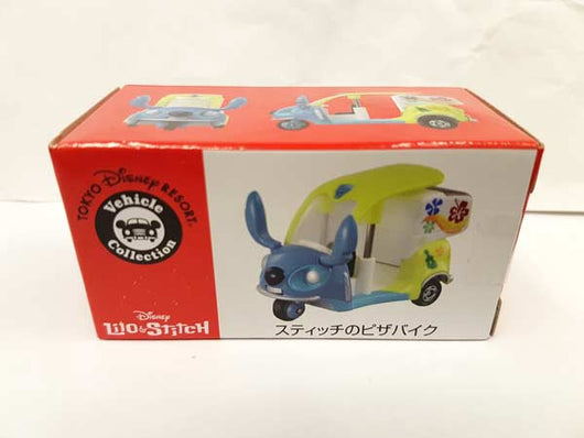 Tomica Exclusive Disney Vehicle Collection - Stitch