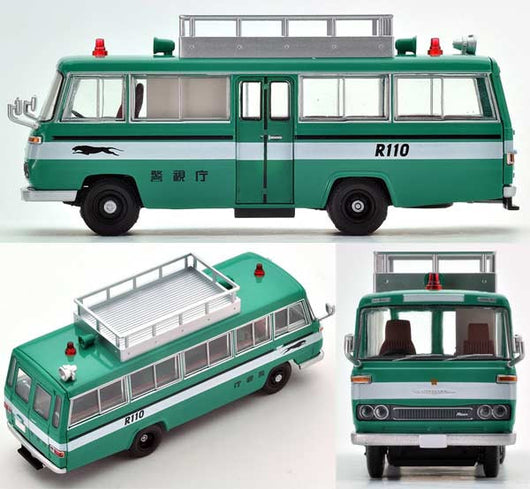 Tomica Limited Vintage NEO TLV-N142a Civilian MPD Rescue 110