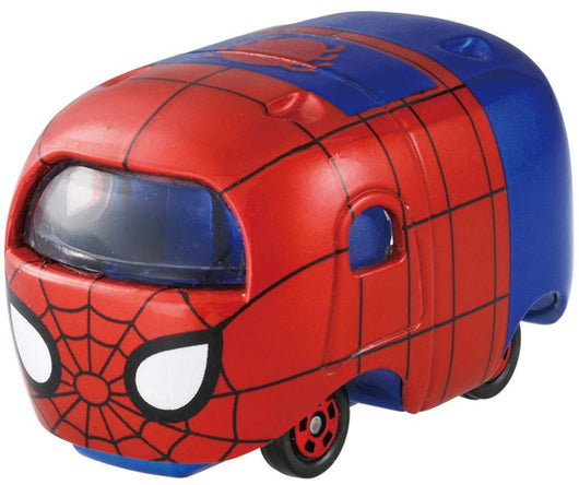 Tomica Marvel Motors Tsumu Tsumu 2nd - Spider-man