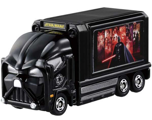 Tomica Star Wars STARCARS Darth Vader Art Truck