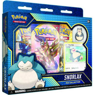 Pokemon TCG: Sword & Shield Pin Collection Snorlax / Morpeko