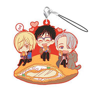 Yuri! on Ice Rubber Strap RICH Katsuki Yuri on Plisetsky!