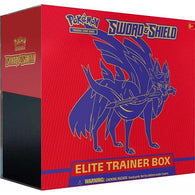 Pokemon Sun & Moon TCG SS1 Sword & Shield Elite Trainer Box