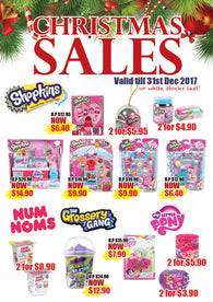 Christmas Selection Sales VI