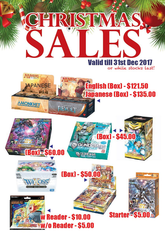 Christmas Selection Sales XIII