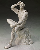 Figma SP-056b The Table Museum The Thinker Plaster Ver.
