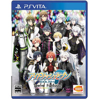 (PO) IDOLISH 7 Twelve Fantasia! Limited Edition (PSV)