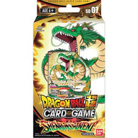 Dragonball Super TCG Starter Deck DBS-SD07 - Shenron's Advent