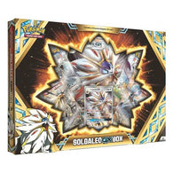 Pokemon TCG Solgaleo GX Box