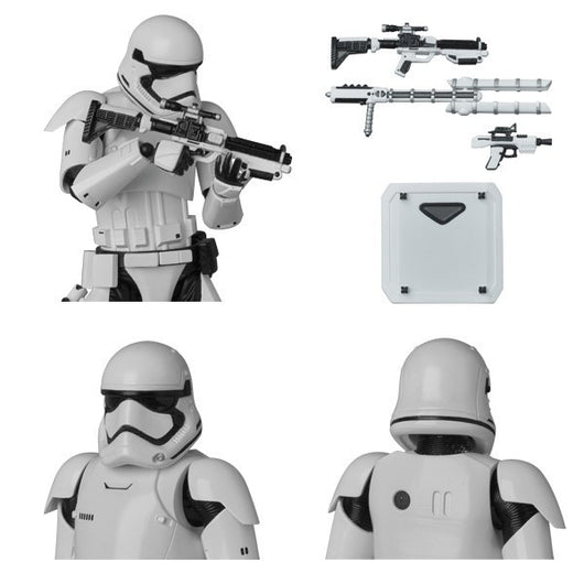 MAFEX Star Wars - First Order Storm Trooper