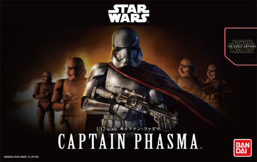 Star Wars the Force Awaken 1/12 Captain Phasma