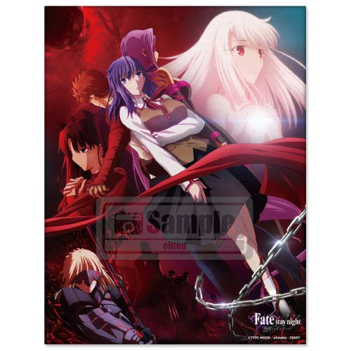 (PO) Fate/stay night Heaven's Feel Canvas Art - Group (2)