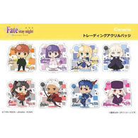 Fate/stay night Heaven's Feel Trading Acrylic Badge