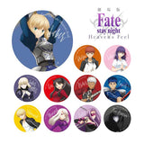 Fate/stay night Heaven's Feel Trading Can Badge