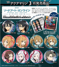 Sword Art Online The Movie -Ordinal Scale- Can Badge Collection