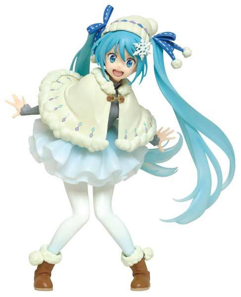 Hatsune Miku Figure Original Winter ver.