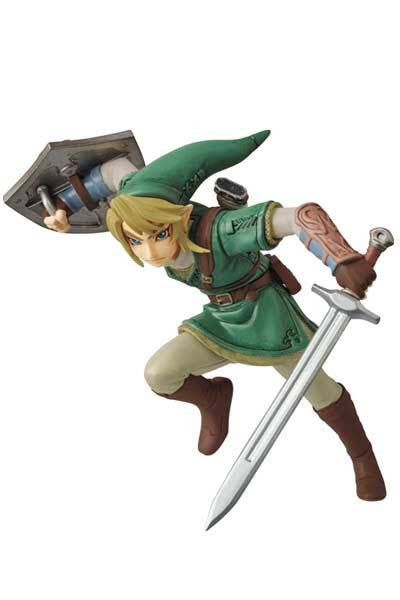 UDF Nintendo Series 3 The Legend of Zelda Twilight Princess HD - Link