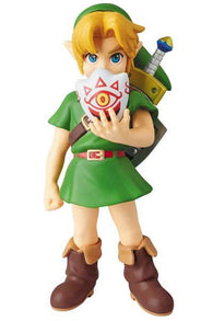 UDF Nintendo Series 3 The Legend of Zelda Majoras Mask 3D - Link