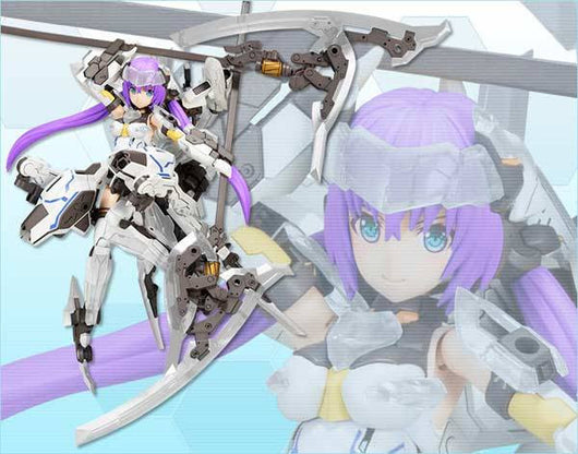 Frame Arms Girl - Hresvelgr Ater (Clear Parts Append)