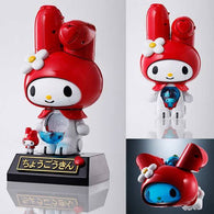 Chogokin Onegai My Melody (Red) (Re-stocks)