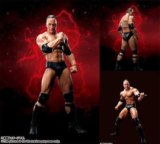 S.H.Figuarts WWE - The Rock