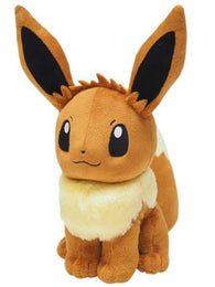 Pokemon Plush All Star Collection Vol. 4 PP51 Eevee (M Size)