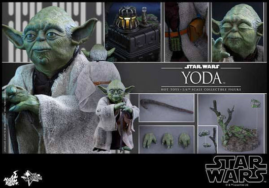 MMS369 Star Wars: Episode V Empire Strikes Back - Yoda