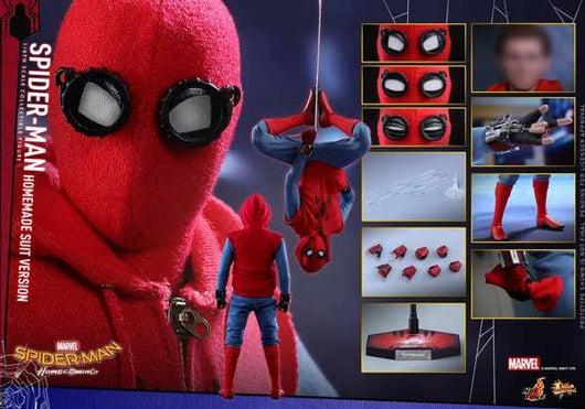(PO) MMS414 Spider-Man: Homecoming - Spider-Man (Homemade Suit Version) (Q4 2017)