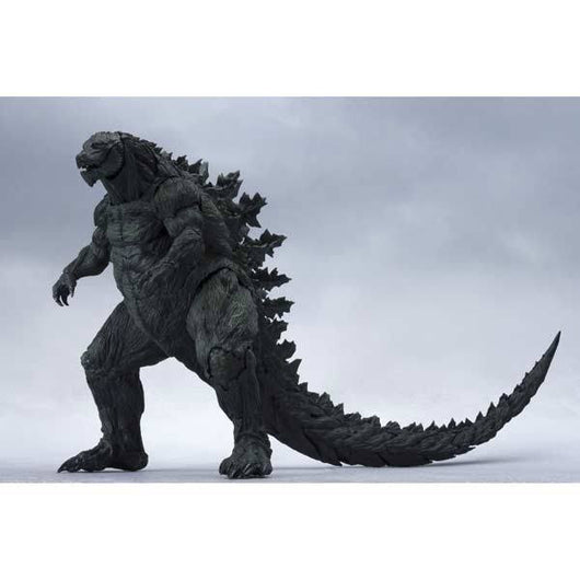 S.H.Monster Arts Godzilla (2017) First Release Limited Edition