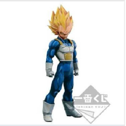 Dragonball Super Master Stars Piece - Vegeta (Manga Dimension)