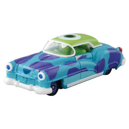 Tomica Disney Motors DM-10 Dream Star II Sully and Mike