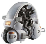 Mecha Collection Dragonball Vol.1 - Bulma's Capsule no.9 Motocycle