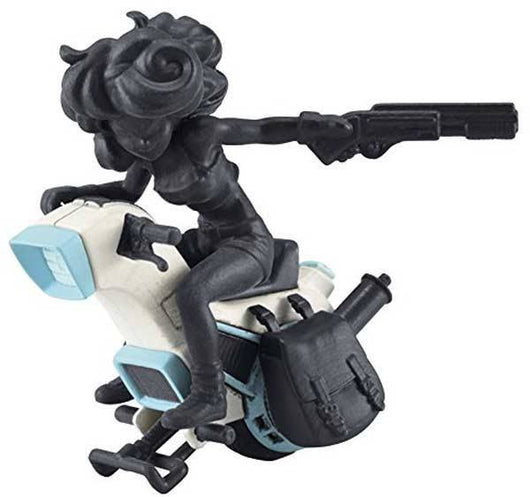 (PO) Mecha Collection Dragonball Vol.3 - Lunch's One Wheel Bike (6)