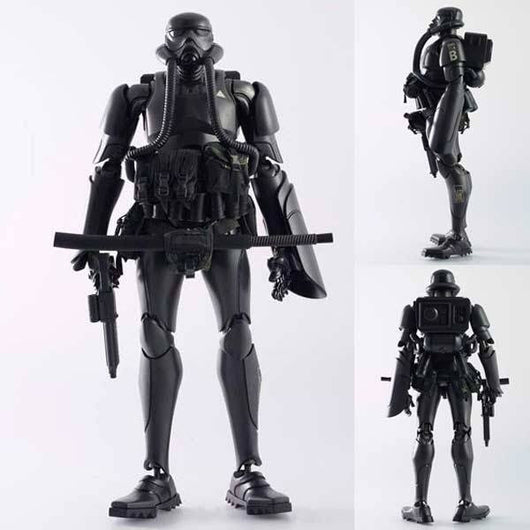 (PO) Popbot - Tomorrow Kings - Showa TK Trooper v2 (Black Sun Commando) (5)