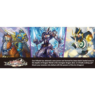 BuddyFight X Start Deck Vol.01 (Demon Lord Dragon of Tempest) (Eng)