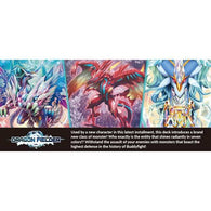 BuddyFight X Start Deck Vol.02 (Dragon Fielder) (Eng)